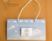Therapics weather chart
