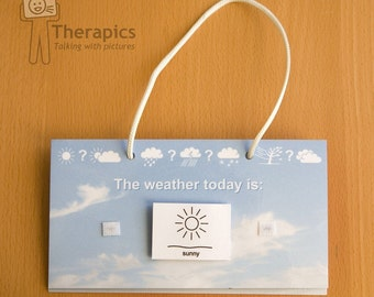 Therapics weather chart