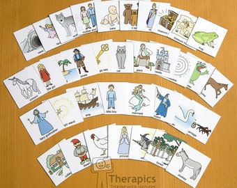 Therapics Storycards