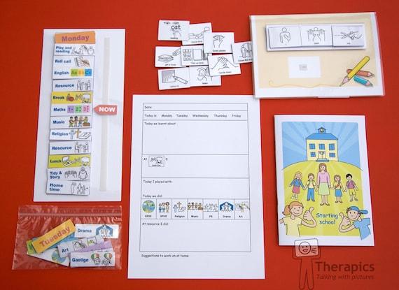 Starting School in Ireland Pack - ENGLISH LANGUAGE VERSION