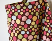 Nursing Cover in Dizzy Dots ((Extra Wide for More Coverage)) by LUCY JANE