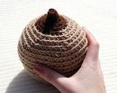 Crochet Breast (teaching aid)