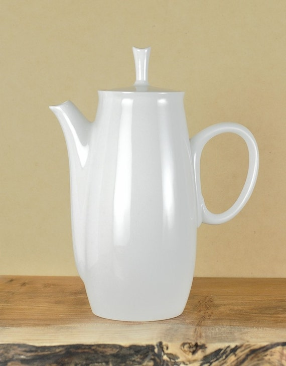 Franciscan Mid Century Cloud Nine Coffee Pot