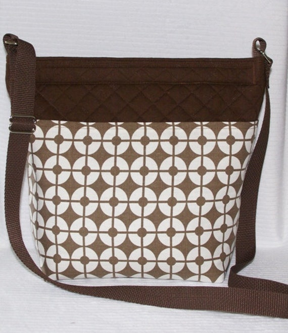 Lunch Bag Tote Cooler Insulated and Reusable - Milk Chocolate Cream Spheres