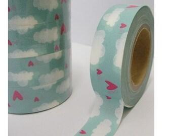 Japanese Washi Tape-Pattern design  15mm