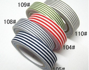 5pcs  Rural wind only beautiful multi-function adornment-- Masking Tape