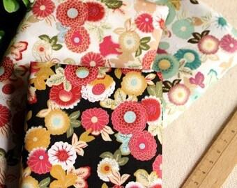 "Cotton Fabric Cloth -DIY Cloth Art Manual Cloth -Cloth Set  3'Pieces 29x19 Inches "" Each"