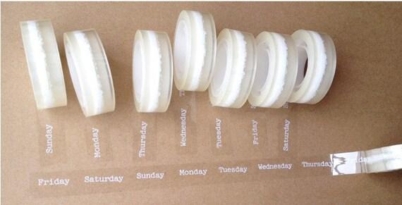 1 rolls adornment translucent narrow sticke decoration masking. Black Bedroom Furniture Sets. Home Design Ideas