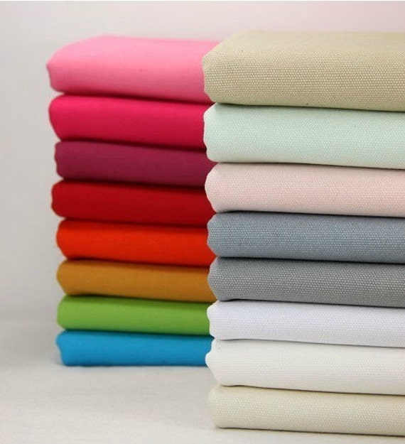 Cotton Canvas Fabric Cloth -DIY Cloth Art Manual Canvas Cloth 43x18 Inches