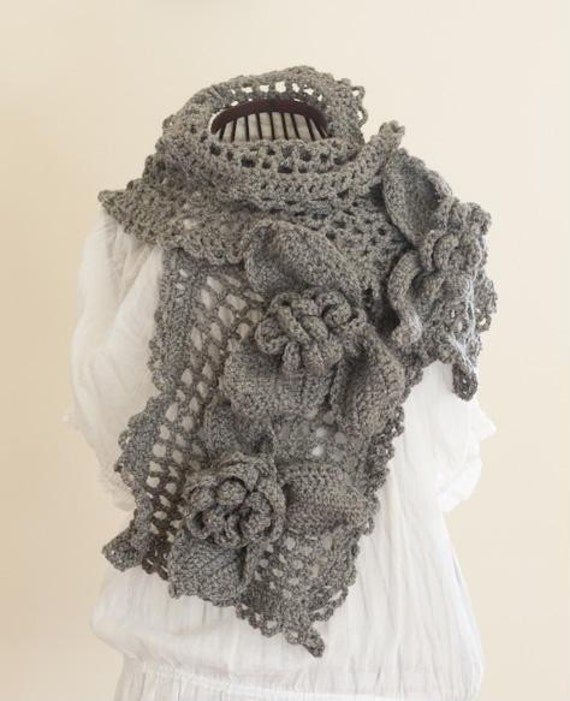 Free Crochet Unique Scarf Patterns : Gallery For > Unique Crochet Scarf Patterns