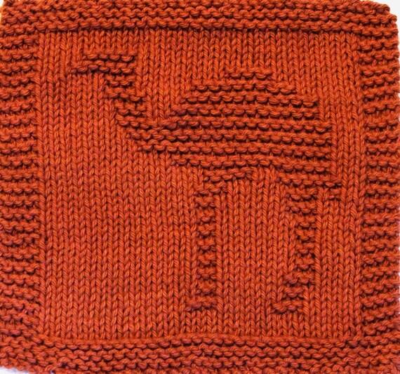 Knitting Cloth Pattern CAMEL PDF