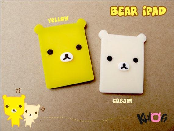 Bear I-PAD