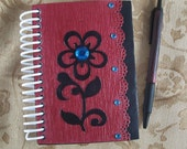 Notebook Red