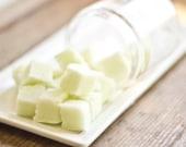 Margarita Sugar Scrub Cubes great for dry winter skin