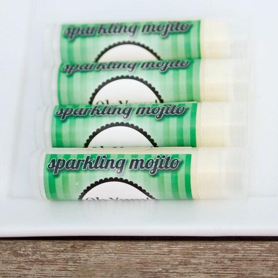 Sparkling Mojito Lip Balm