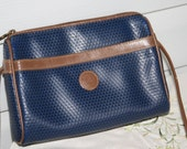 Navy Blue Liz Claiborne Purse
