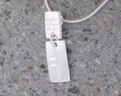 For Heather-custom ogham necklace