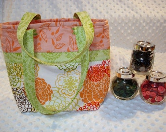 Orange Punch Tote/Purse