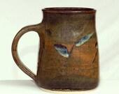Multi Colored Woodland Mug, 24 oz.10% OFF stoneware, microwave safe