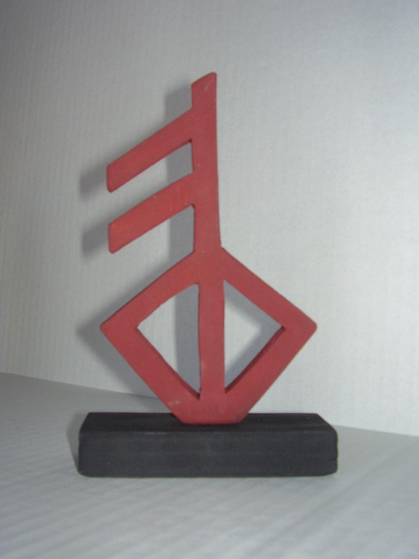 viking love symbol