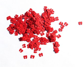 Confetti Shower Wedding Red 500 Pieces
