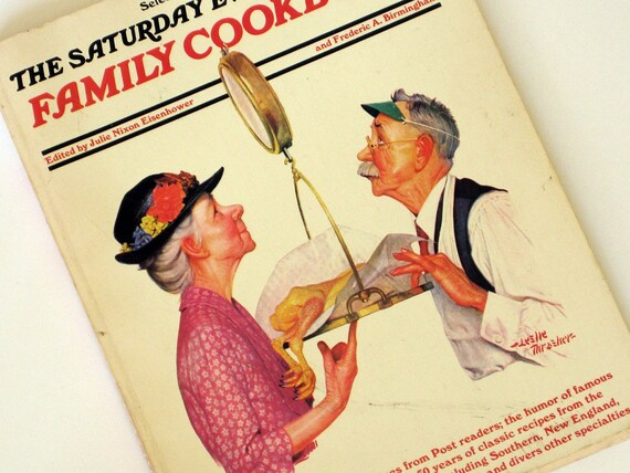 The Saturday Evening Post Family Cookbook, 1970s