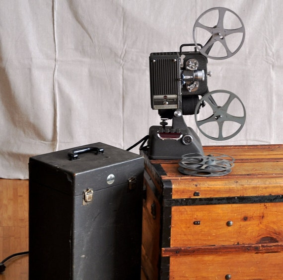 Antique Film Projector. Kodascope Projector, Industrial Electronics 1930's-1940's
