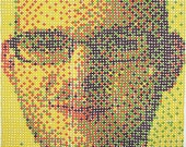 Custom Skittle Portrait