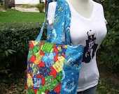 Shauna Hawaiian tote bag