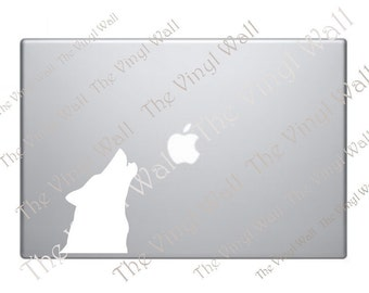 Wolf Vinyl Decal Sticker for all Computer Wall Car and More
