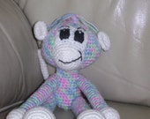 K4BN Crochet Monkey