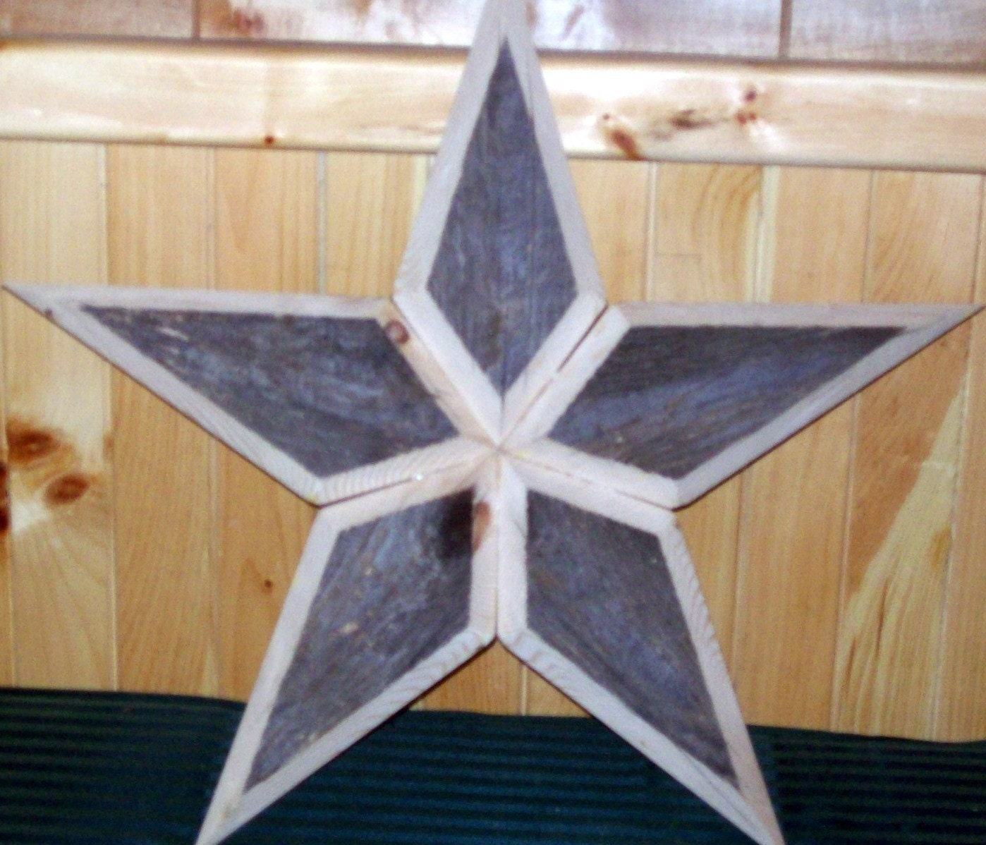 Rustic Barn Star Rustic Decor Outside By Rustixwoodbrix On