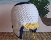 Donald Duck as a Hat SIZES 6mo, 1-3T/5T, or Youth