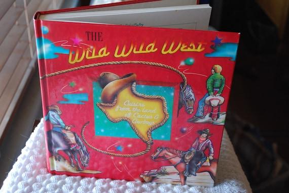 Vintage Wild Wild West Cookbook