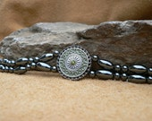 Magnetic Bracelet with easy on/off Magnetic clasp