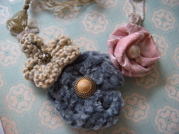 Necklace(Shabby Chic)