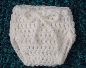 Crochet PDF Pattern 24, Diaper Cover To Fit Newborn Baby Permission to sell Finished Items, 10 Patterns for 10 dollars, coupon code BUYTEN,