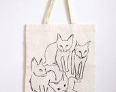 Picasso Cats Tote
