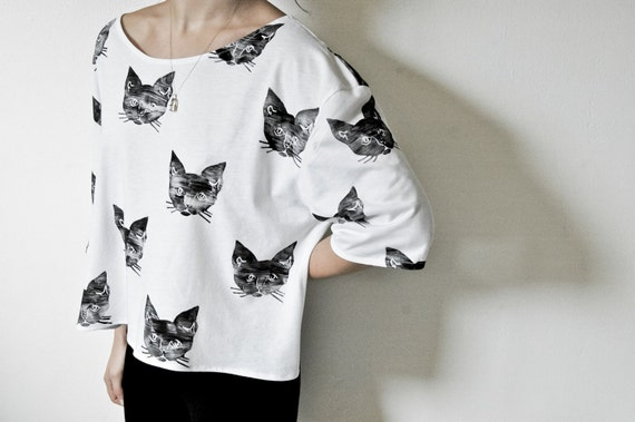 Kitty Cat Tee