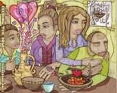 Feeding the Soul Vol. 1 - Family Dinner:  Benefit CD & Cookbooklet