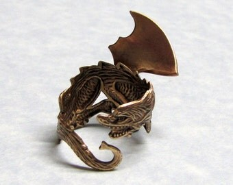 Fairy Tale Dragon Ring