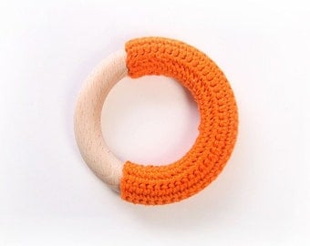 Very orange ring