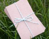 110 Kraft Coin Envelopes, Brown Bag Kraft. Perfect for wedding favors, letterpress, crafts, etc