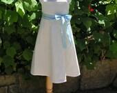 Brooke -Stretch Cotton Sundress Size 6/7