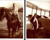 Titanic Old Rose Sepia Photo Set Kate Winslet