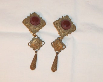 Gorgeous Vintage Earrings