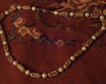 Nice Costume Jewelry Necklace