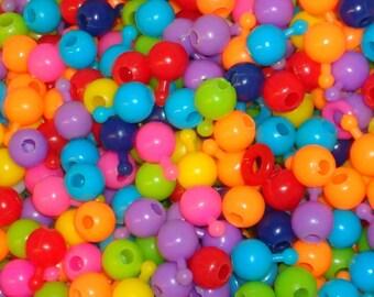 Lot of 50 1980s Pop Beads