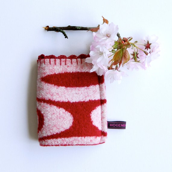 jar cover MAHA, knitted cover
