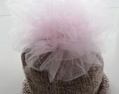Pretty in PInk Ballerina Hat